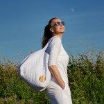 torba biała Agnieszka Maciąg BeMistic
