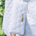 torba biala portfel BeMistic
