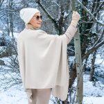Ponczo Bez BeMistic Agnieszka Maciąg 5